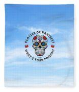What's Your Poison? Fleece Blanket