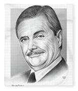 William Daniels Fleece Blanket