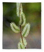 Willow In The Bloom Fleece Blanket