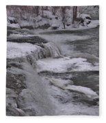 Wny Winter Wonderland Fleece Blanket
