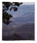 Yaki Point Fleece Blanket