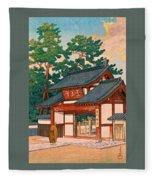 Zuizenji - Top Quality Image Edition Fleece Blanket