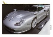 1997 Porsche 911 Gt1 Street Version Carry-all Pouch