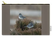 2 Juncos Carry-all Pouch