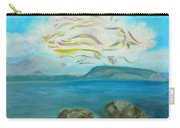 A Cloud Over The Sea Carry-all Pouch