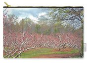 A Peach Orchard   Carry-all Pouch
