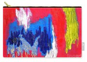 Abstract Tn 005 By Taikan Carry-all Pouch