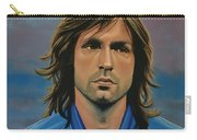 Andrea Pirlo Carry-all Pouch by Paul Meijering