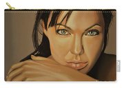 Angelina Jolie 2 Carry-all Pouch