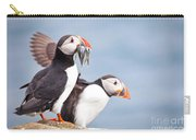 Atlantic Puffin  Fratercula Arctica Carry-all Pouch