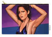 Barbara Carrera Painting Carry-all Pouch