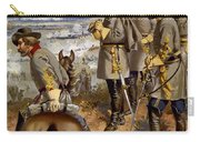 Battle Of Fredericksburg Carry-all Pouch by American School