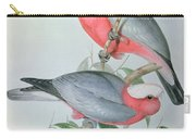 Birds Of Asia Carry-all Pouch