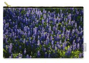 Bluebonnets In The Limelight Carry-all Pouch