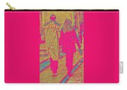Bold And Colorful Phone Case Artwork Designs By Carole Spandau Fine Art America Exclusives 100 Carry-all Pouch