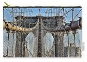 Brooklyn Bridge 3 Carry-all Pouch