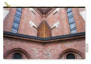 Buda Reformed Church Architectural Details Carry-all Pouch