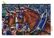 Budwieser Clydesdale Carry-all Pouch