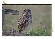 Burrowing Owls - Watching You 3 Carry-all Pouch