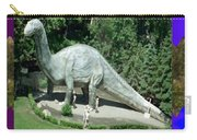 Canadian Dinosour Museaum    Canada Is Rich In Fossils Especially The Provinces Of Alberta And Bri Carry-all Pouch