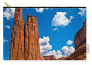 Canyon De Chelly Spider Rock Carry-all Pouch