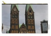 Cathedral Bremen - Germany Carry-all Pouch