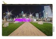 Charlotte Nc Usa - Charlotte Skyline Carry-all Pouch