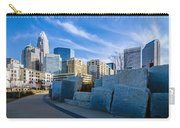 Charlotte Nc  View Of Charlotte Skyline  Carry-all Pouch