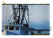 Chincoteague Trawler Carry-all Pouch