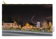 Christmas Celebration At Billy Graham Carry-all Pouch