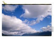 Clouds Over Lake Quinault Carry-all Pouch