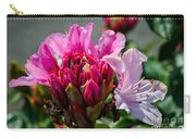 Coast Rhododendron Carry-all Pouch