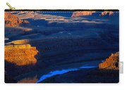 Colorado River Sunset Carry-all Pouch