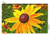 Coneflower And Gaillardia Carry-all Pouch