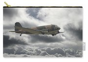 Dc3 Dakota   Workhorse Carry-all Pouch by Pat Speirs