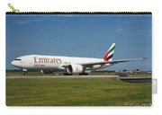Emirates Boeing 777 Carry-all Pouch