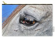 Eye Of A Horse Carry-all Pouch