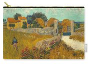 Farmhouse In Provence Carry-all Pouch