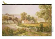 Farmyard Scene Carry-all Pouch