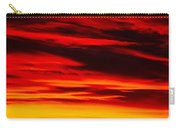 Fiery Furnace Sunset Carry-all Pouch