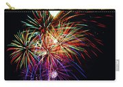 Fireworks Across The Bay Carry-all Pouch