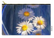 Five Daisies Carry-all Pouch