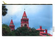 Flagler College St Augustine Fl Carry-all Pouch