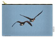 Fleeing Geese Carry-all Pouch