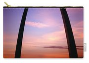 Gateway Arch Sunrise Carry-all Pouch