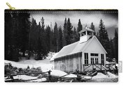 Ghost Town Church Carry-all Pouch