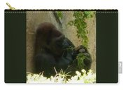 Gorilla Snacking Carry-all Pouch