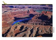 Grand View Point Overlook Carry-all Pouch