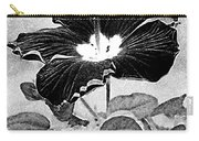 Hibiscus Art Carry-all Pouch