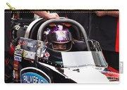 Hillary Will Las Vegas Motor Speed Way Strip Nhra Finals 2008 Carry-all Pouch